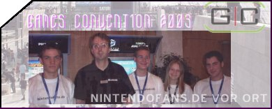 Games Convention 2003